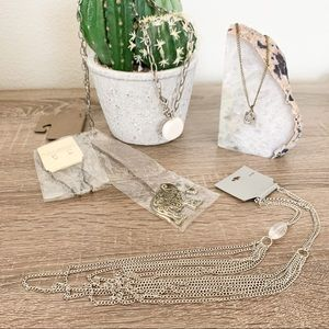 $55 Value! 4 Piece Necklace Bundle